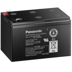 Panasonic Zyklisch Bleiakku (LC-CA1215P1) - 12V - 15Ah_10565