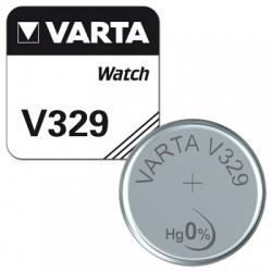 Varta Knopfzelle - 329 - Packung à 10 Stk._10577