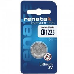 Knopfzelle Renata Lithium - CR1225 - Packung à 1 Stk._10602