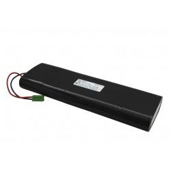HELLIGE Medizinakku passend für Cardio Smart EKG, Marquette MAC PL1000, 1100, 1200ST EKG_10604