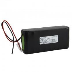HELLIGE Medizinakku passend für Defibrillator SCP912/840_10628