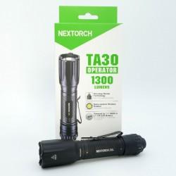 NEXTORCH Taktische Einsatz-Lampe TA30 OPERATOR BLACK_10633