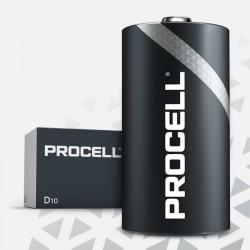 PROCELL Duracell - D - Packung à 10 Stk._10651