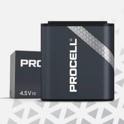 PROCELL Duracell - 4.5V - Packung à 10 Stk._10657