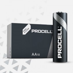 PROCELL Duracell - AA - Packung à 10 Stk._10659