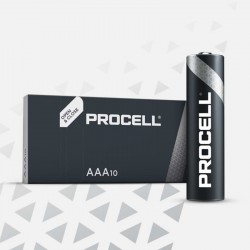 PROCELL Duracell - AAA - Packung à 10 Stk._10661