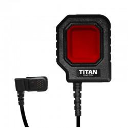 Grosse PTT-Taste PTT20 für TPH700 - Savox - Rot_10674