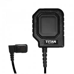 Grosse PTT-Taste PTT20 für TPH700 - Peltor- Black_10675