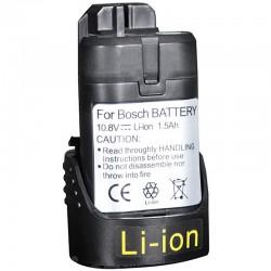 Werkzeugakku zu Bosch - 10.8V 1.5Ah Li-Ion_10678