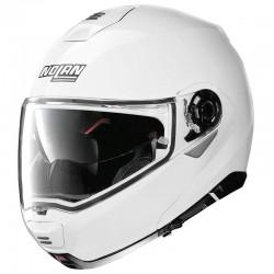 Motorradhelm Nolan N100-5, weiss, Grösse 61/62_10681