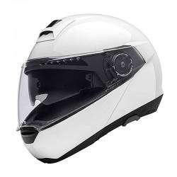 Motorradhelm Schuberth C4 Pro, weiss, Grösse 54/55_10682