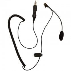 ComCom Headset mit Schwanenhalsmikrofon - Nexus/Peltor_10683