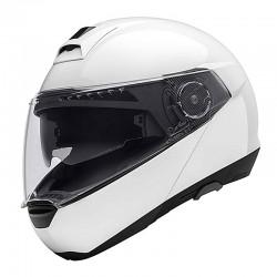 Motorradhelm Schuberth C4 Pro, weiss, Grösse 56/57_10688