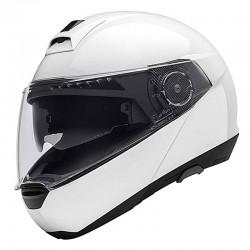 Motorradhelm Schuberth C4 Pro, weiss, Grösse 58/59_10689