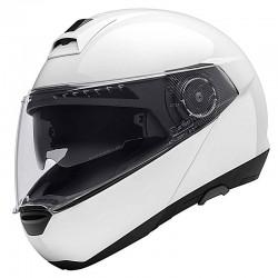 Motorradhelm Schuberth C4 Pro, weiss, Grösse 60/61_10690