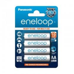Panasonic eneloop AA - 1900mAh - Packung à 4 Stk._10710