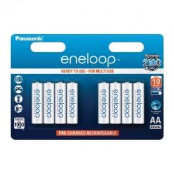 Panasonic eneloop AA - 1900mAh - Packung à 8 Stk._10711