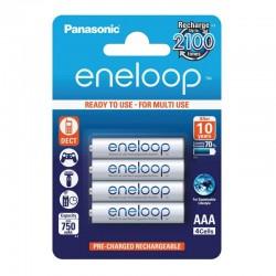 Panasonic eneloop AAA - 750mAh - Packung à 4 Stk._10712