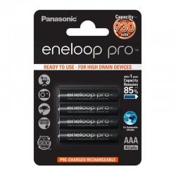 Panasonic eneloop pro AAA - 930mAh - Packung à 4 Stk._10717