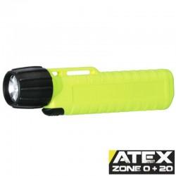 UK4AA eLED RFL-ES, neongelb, ATEX Taschen-/Helmlampe, Frontschalter, neongelb_10807
