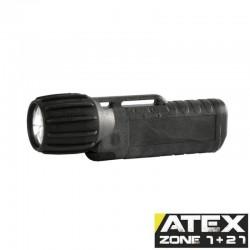 UK3AA eLED CPO-ES, ATEX Taschen-/Helmlampe, Frontschalter, graphit_10808