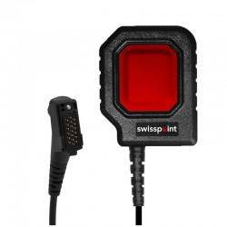 Grosse PTT-Taste PTT20 für TPH900 - Savox - Rot_10862