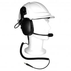 TITAN Heavy Duty Kapselgehörschutz Headset - Nexus/Savox Stecker_10904