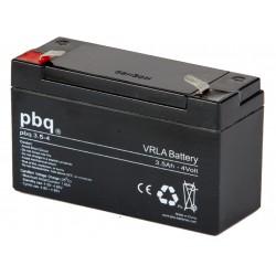 pbq Standard Bleiakku 3.5-4 - 4V - 3.5Ah / T1_10962