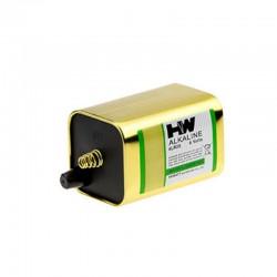 Hi-Watt - Baulampenbatterie 6V 25 Ah_10977