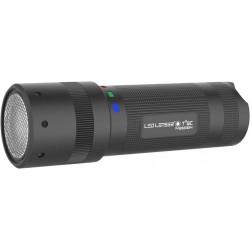 Led Lenser Taktische Taschenlampe T2QC - black_11120
