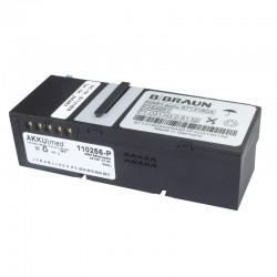 B. BRAUN Medizinakku passend für Perfusor/ Infusomat Space mit PIN - Typ 8713180A - (Original Battery)_11294
