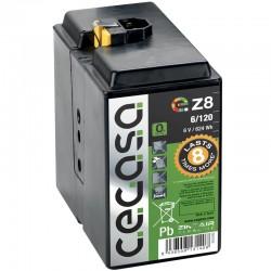 CEGASA - Baulampenbatterie 120Ah_11315