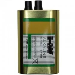 Hi-Watt - Baulampenbatterie 6V 25 Ah_11368