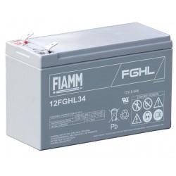 Fiamm Hochstrom Bleiakku Long-Life - 12FGHL34 - 12V - 8.4Ah_11397