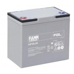 Fiamm Long-Life Bleiakku - 12FGL55 - 12V - 55Ah_11402