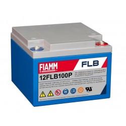 Fiamm High Performance Bleiakku - 12FLB100P_11409
