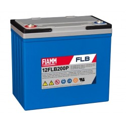 Fiamm High Performance Bleiakku - 12FLB200P_11411