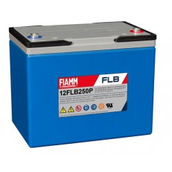 Fiamm High Performance Bleiakku - 12FLB250P - 12V - 70Ah_11412