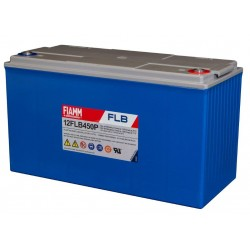 Fiamm High Performance Bleiakku - 12FLB450P - 12V - 110Ah_11416