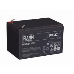 Fiamm Zyklisch Bleiakku - FGC21202_11421