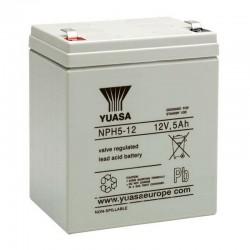 Yuasa Standard Hochstrom Bleiakku NPH5-12_11460