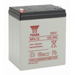 Yuasa Standard Bleiakku NP4-12_11464
