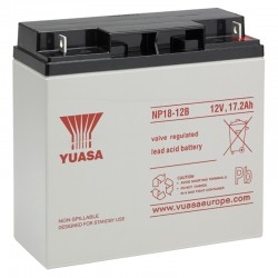 Yuasa Standard Bleiakku NP18-12B_11471