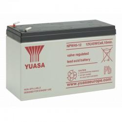 Yuasa Standard Hochstrom Bleiakku NPW45-12_11474