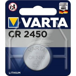 VARTA Professional Electronics - CR2450 - Blister à 1 Stk._11500