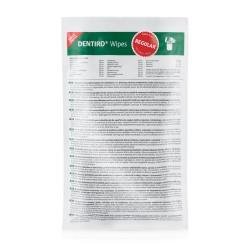 DENTIRO® Wipes Classic - Desinfektionstücher - Nachfüllbeutel mit 120 Tücher_11569