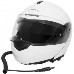 Motorradhelm Schuberth C3 Pro, weiss, Grösse 62/63 (XXL)_11584