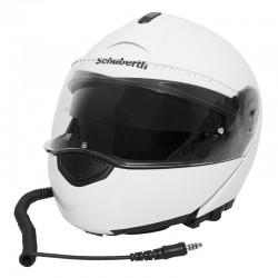 Motorradhelm Schuberth C3 Pro, weiss, Grösse 58/59 (LG)_11592