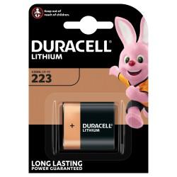Duracell Fotobatterie - 223 - Packung à 1 Stk._11608