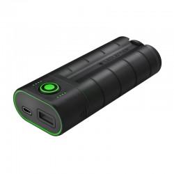 Led Lenser Powerbank Flex7 (2x 18650 Li-Ion) - 6800 mAh_11811